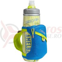 Maner rapid Camelbak + bidon Chill 620ml electric blue