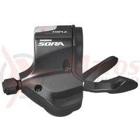 Maneta de schimbator Shimano Sora SL-3503 stanga 3v rapidfire plus cablu 1800mm OGD