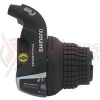 Maneta de schimbator Shimano Tourney SL-RS35-6R dreapta 6v Revo cablu 2050mm OGD vrac