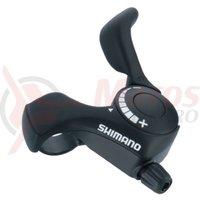 Maneta de schimbator Shimano Tourney SL-TX30-LN stanga 3v friction cablu 1800mm