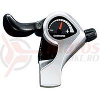 Maneta de schimbator Shimano Tourney SL-TX50-LN Stanga 3v Friction
