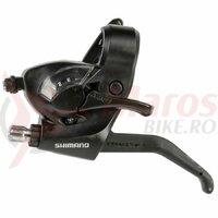 Maneta frana schimabtor Shimano ST-EF 41 3v