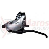 Maneta schimbator/frana Shimano ST-R224 Stanga 3v caliper/canti/roller vrac