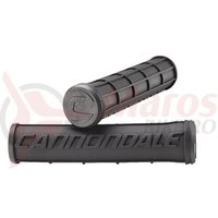 Mansoane Cannondale Silicone Waffle Grips BLK