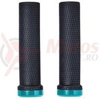 Mansoane Cube Grips Race SL negru/albastru