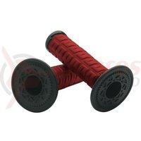 Mansoane Motocicleta Odi Cush Mx Dual ply 130mm red/black