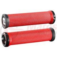 Mansoane Odi MTB Elite Motion 130mm Lock-On bright red/black