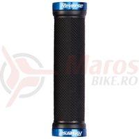 Mansoane Reverse Classic 130/29mm negru/albastru