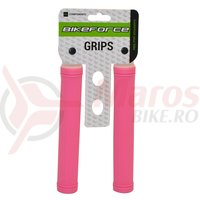 Manson BikeForce BMX 178mm light pink