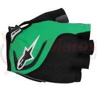 Manusi Alpinestars Pro-Light Short Finger black bright green marime S