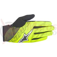 Manusi Alpinestars Stratus acid yellow/black