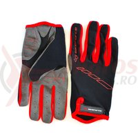 Manusi BikeForce Enduro red/black