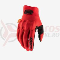 Manusi Cognito Red/Black Gloves