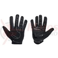 Manusi Cube RFR Pro Long Finger negru/antracit