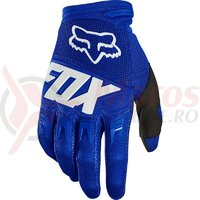 Manusi Dirtpaw Glove [blu/wht]