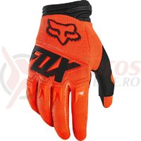 Manusi Dirtpaw Glove - Race orange