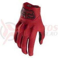 Manusi Fox Attack Glove drk rd