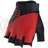 Manusi Fox Mtb-Glove Reflex gel short glove red