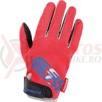 Manusi Kross Flow LF red/blue