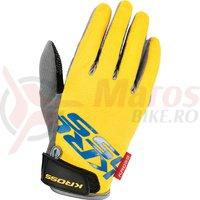 Manusi Kross Flow LF yellow/blue