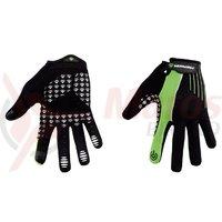 Manusi Merida Light Sport lung verde/negru