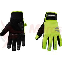 Manusi Merida Winter warm-waterproof green/fluo