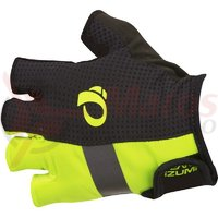 Manusi Pearl Izumi Elite gel degete scurte ride yellow