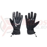 Manusi RFR Comfort Winter Long Finger Black