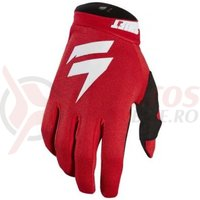 Manusi Shift Whit3 Air glove red