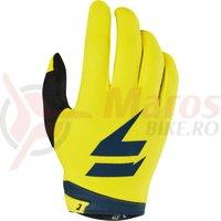 Manusi Shift Whit3 Air Glove ylw/nvy