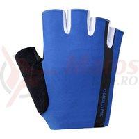 Manusi Shimano value short finger blue
