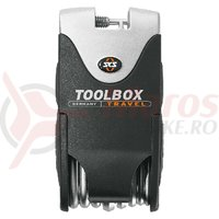 Multitool SKS Toolbox Travel 18 functii