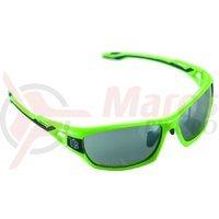 Ochelari Bikefun Spy negru/verde
