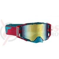 Ochelari Leatt Goggle Velocity 6.5 Iriz Red/Teal Bronz 22%