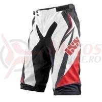 Pantalon scurt IXS Invader DH Comp red