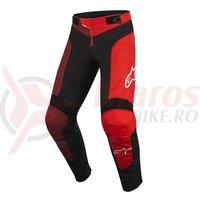 Pantaloni Alpinestars Youth Vector Anthracite bright red