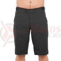 Pantaloni ciclism Cube AM Baggy Short negru