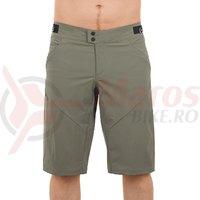 Pantaloni ciclism Cube AM Baggy Short olive