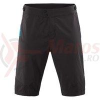 Pantaloni Cube Teamline Shorts Black/Blue