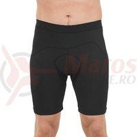 Pantaloni Cube Tour Liner Shorts negri