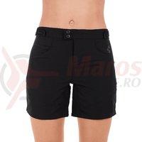 Pantaloni Cube Tour WS Baggy Shorts negri