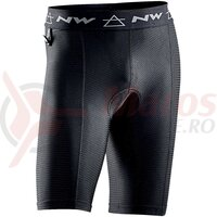 Pantaloni de corp Northwave Ourtcross negri