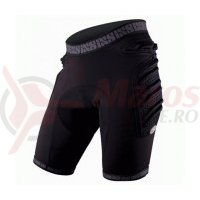 Pantaloni de protectie iXS Skid Evo-I man black