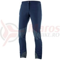 Pantaloni drumetie Salomon Wayfarer Mountain Pant night sky femei