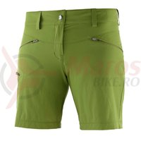Pantaloni drumetie Salomon Wayfarer Short avocado femei