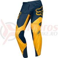 Pantaloni Fox 360 Kila pant nvy/ylw