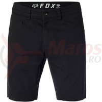 Pantaloni Fox Dagger Skinny short black