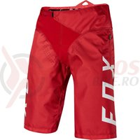 Pantaloni Fox Demo short brt red