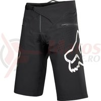 Pantaloni Fox Flexair short blk/chrm