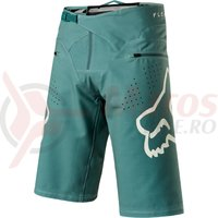 Pantaloni Fox Flexair short grn/blk